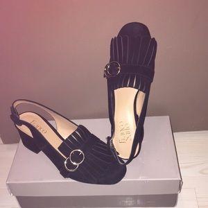 New with box Franco Sarto louise heels